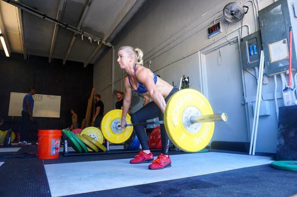 Tara Demers - CrossFit HYPE / HYPE weightlifting - Coach / Athlete