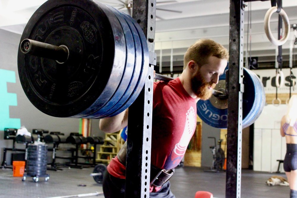 Rob Thomas - owner / coach CrossFit HYPE / HYPE weightlifting - Boca Raton, FL