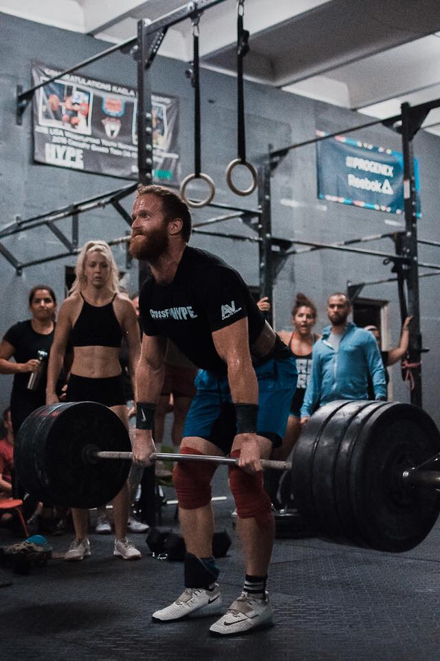 Rob Thomas CrossFit HYPE boca raton fitness gym south florida crossfit games open