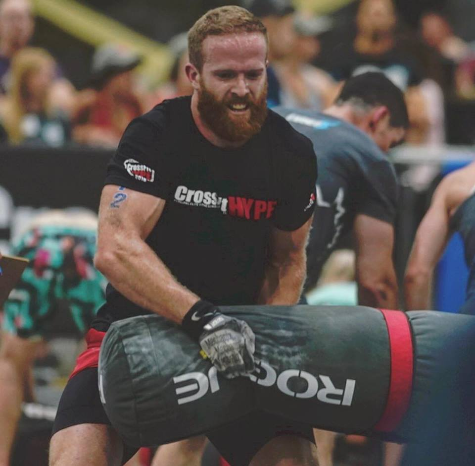 Rob CrossFit HYPE Regionals worm 2018 boca raton fitness gym .jpg