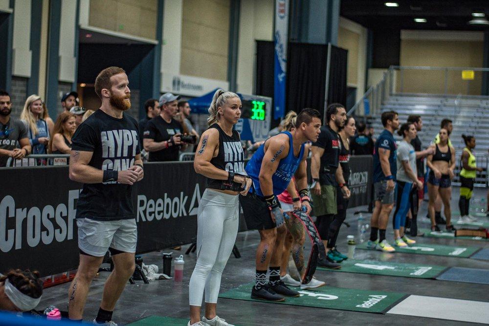 Tara Rob crossfit HYPE GANG regionals 2018 fitness gym boca raton.jpg