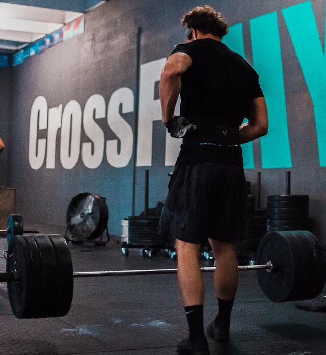 jason Chomic CrossFit HYPE games regionals boca raton fitness gym