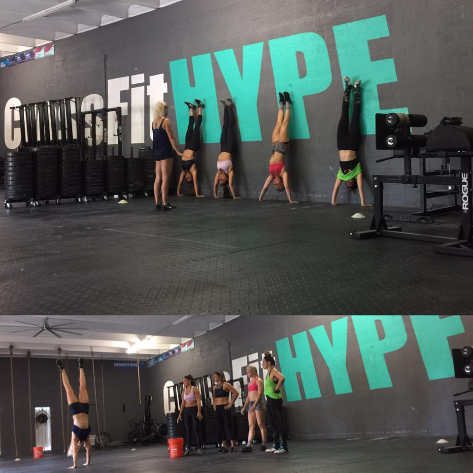 Tara Coaching skills private personal training one on one 1 on 1 coaching trainer coach fitness gym crossfit boca raton hype