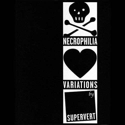Necrophilia Variations by Supervert [As read by Stoya in Session 01]