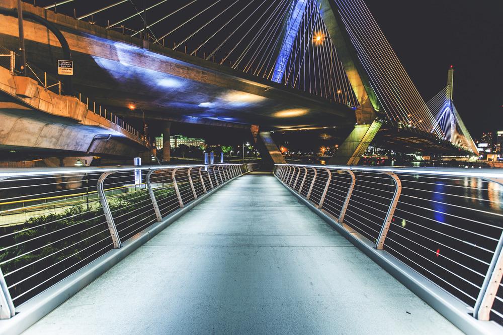 Aboveground Boston