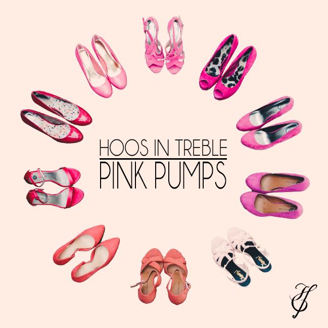 Pink Pumps [2014] - $15.00