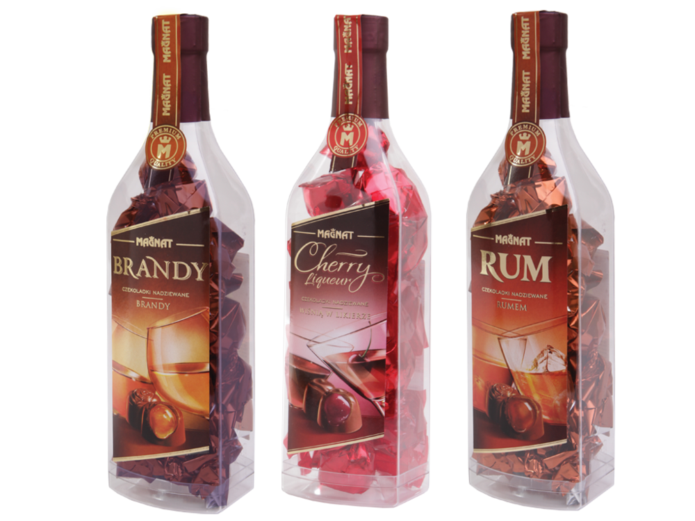 Magnat Liqueur Bottles