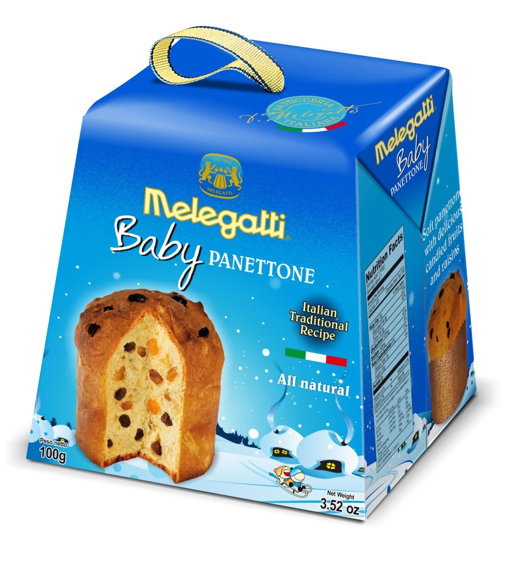 Melegatti Baby Panettone
