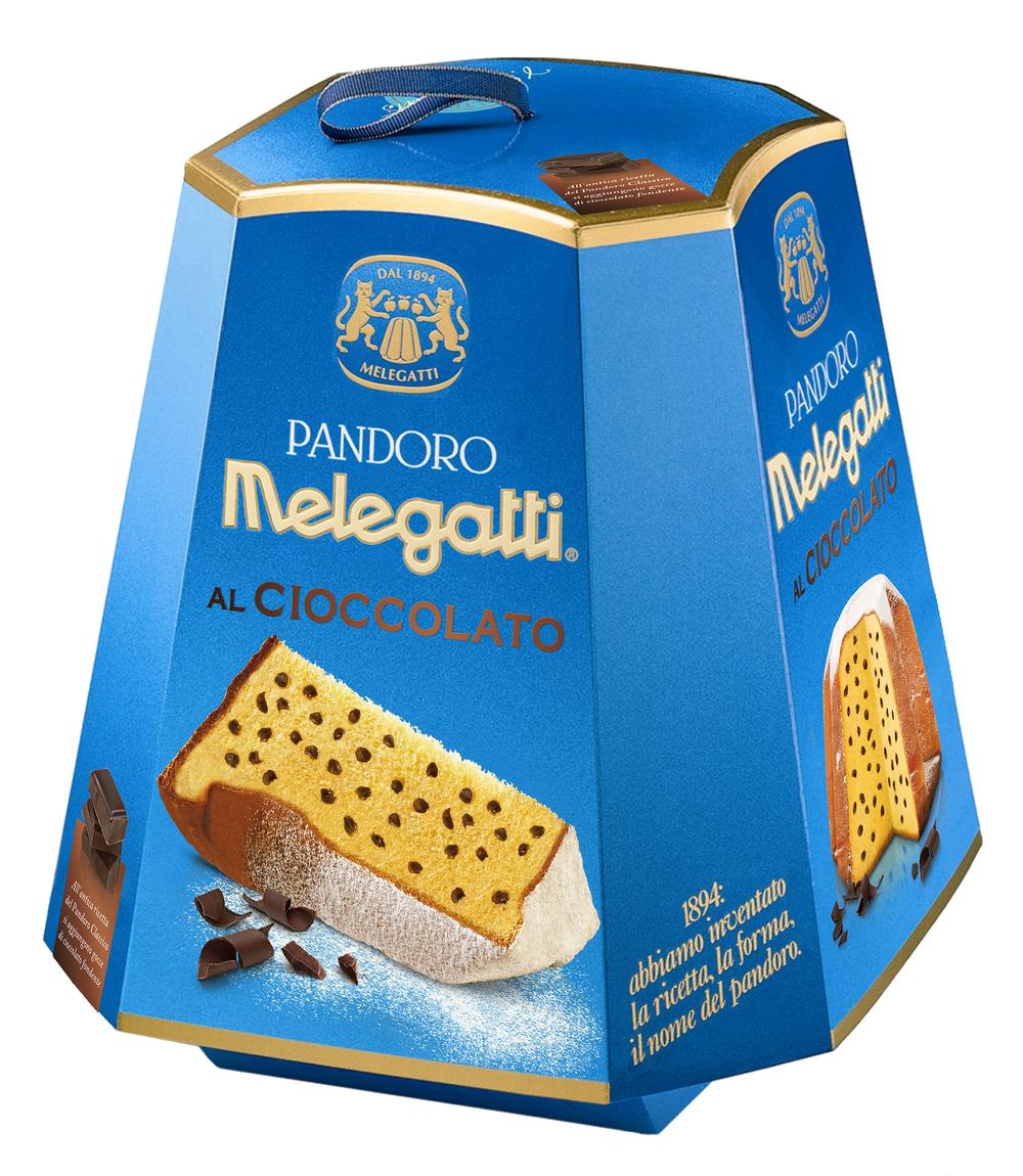 Melegatti Pandoro Al Cioccolato