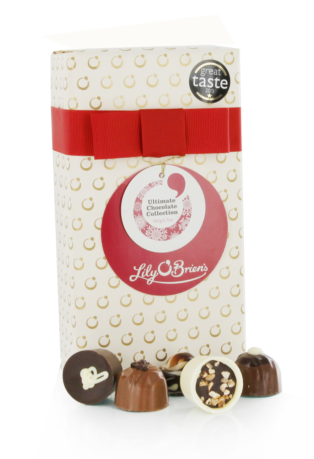 Lily O'Brien's Ultimate Chocolate Gift Collection