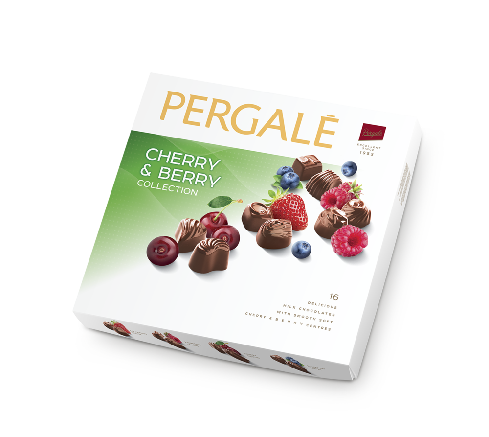 Pergalė Cherry & Berry Collection