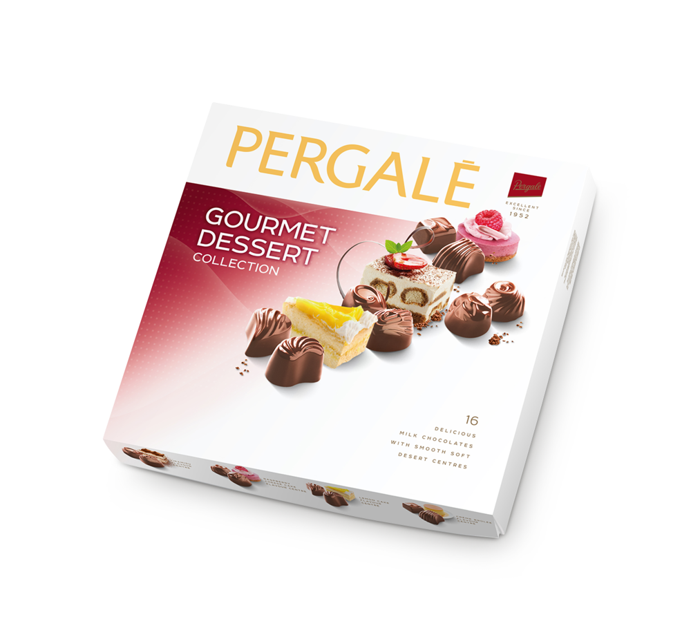 Pergale Gourmet Dessert Collection