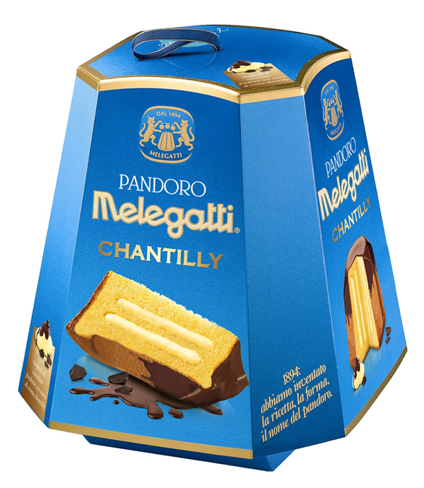 Melegatti Pandoro Chantilly