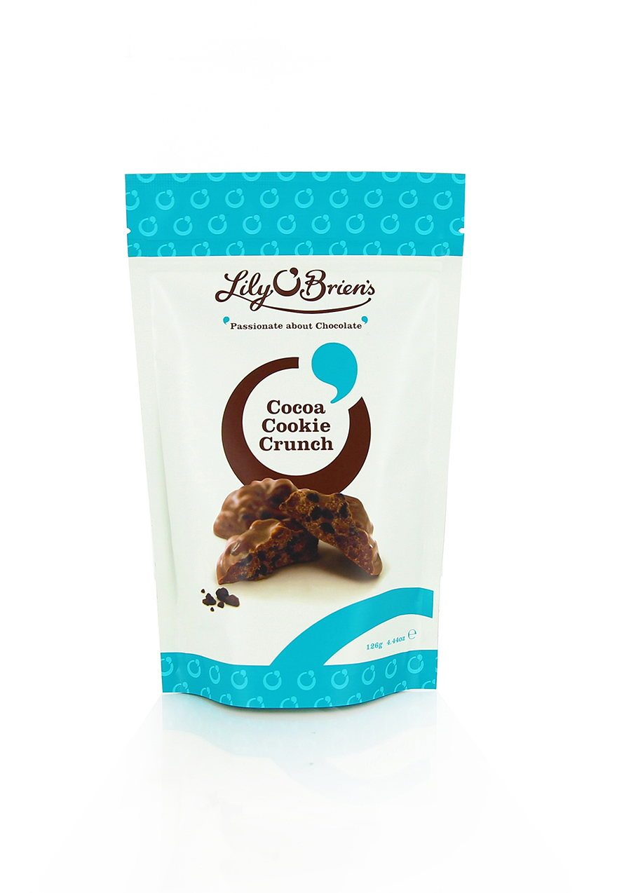 Lily O'Brien's Cocoa Cookie Crunch