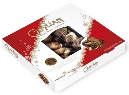 Guylian Seashell Christmas Special