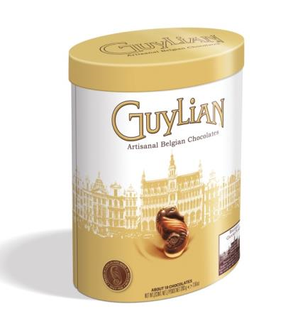 Guylian Temptation Tin