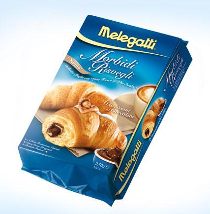 Melegatti Croissant Al Cioccolato
