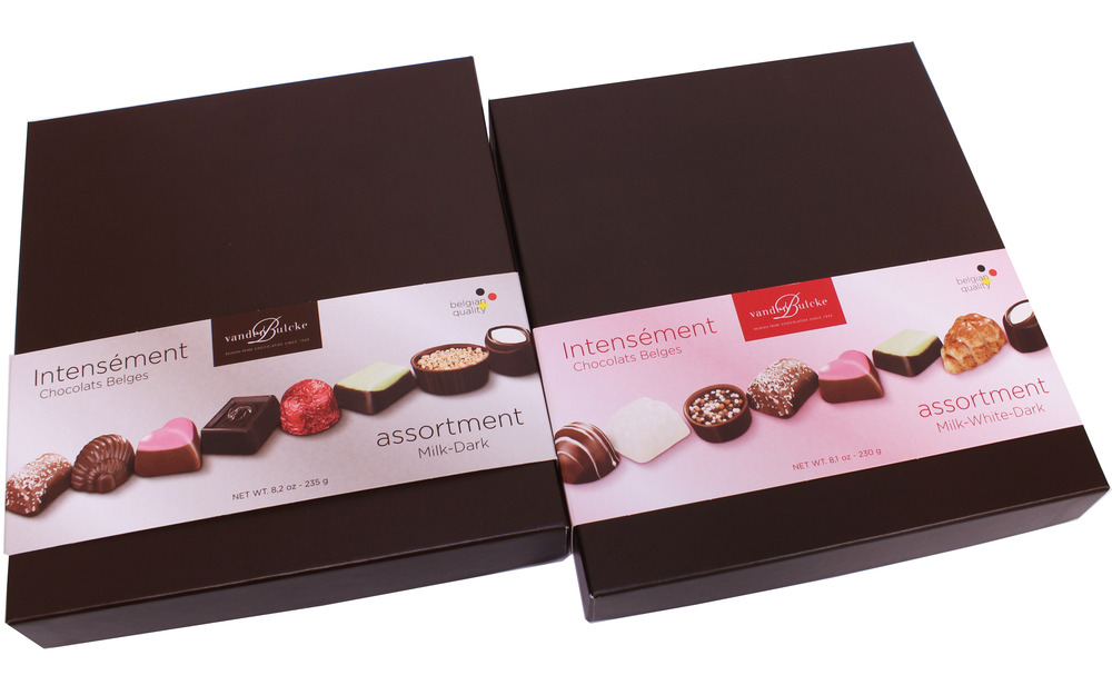 Vanden Bulcke Intensement Assorted Pralines