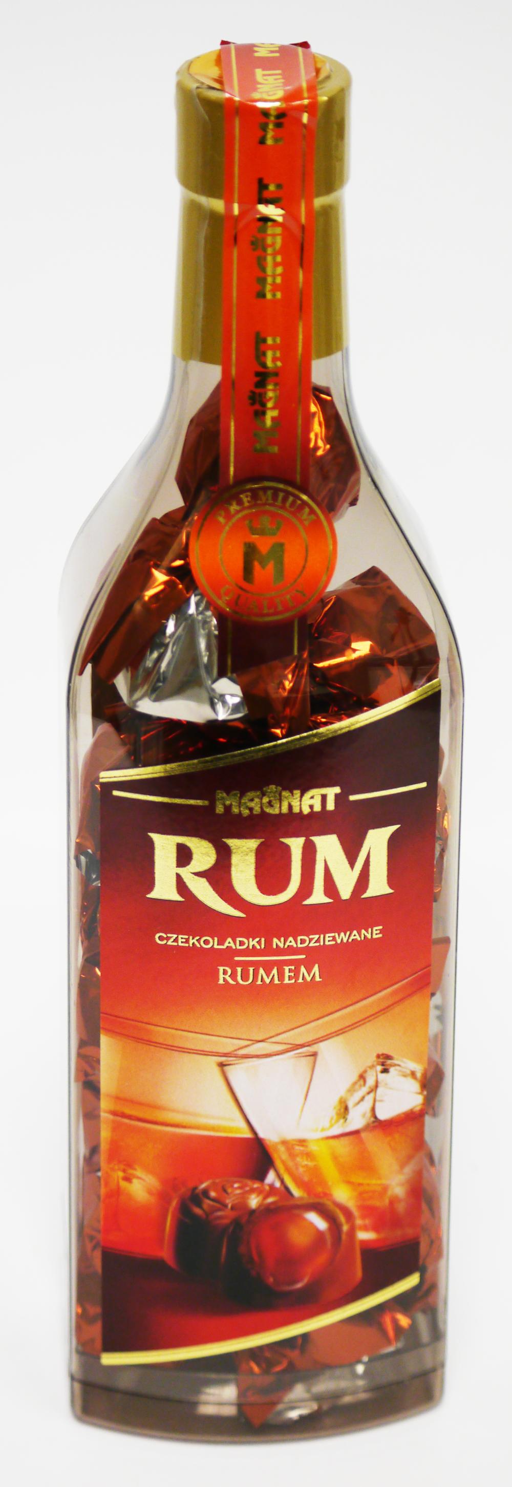 Magnat Liqueur Bottle (Rum)