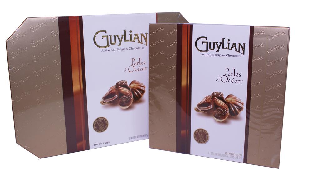 Guylian Perles D'Océan Seashells