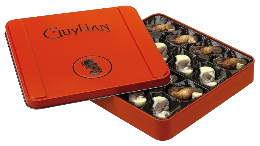 Guylian Praliné Sea Horses Luxurious Tin