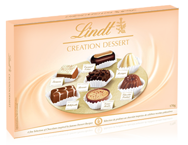 Lindt Creation Dessert