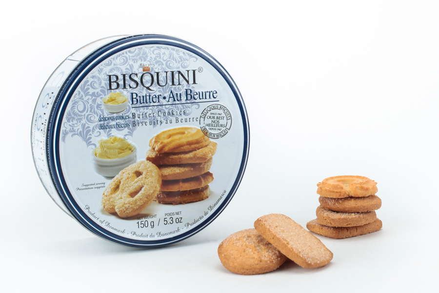 Bisquini Pure Butter Cookies