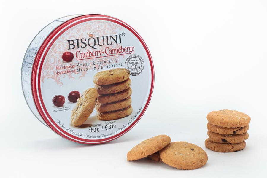 Bisquini Cranberry Cookies