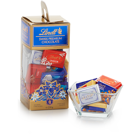 Lindt Miniature Bar Assortment
