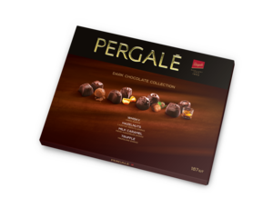 Pergalè Dark Chocolate Collection