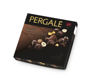 Pergalė Dark Chocolate Collection