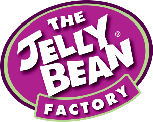 Jelly bEAN FACTORY prideS THEMSELVES in creating the most juicy, mouthwatering jelly beans on the planet. All THEIR fruit flavoured beans contain real fruit juices.