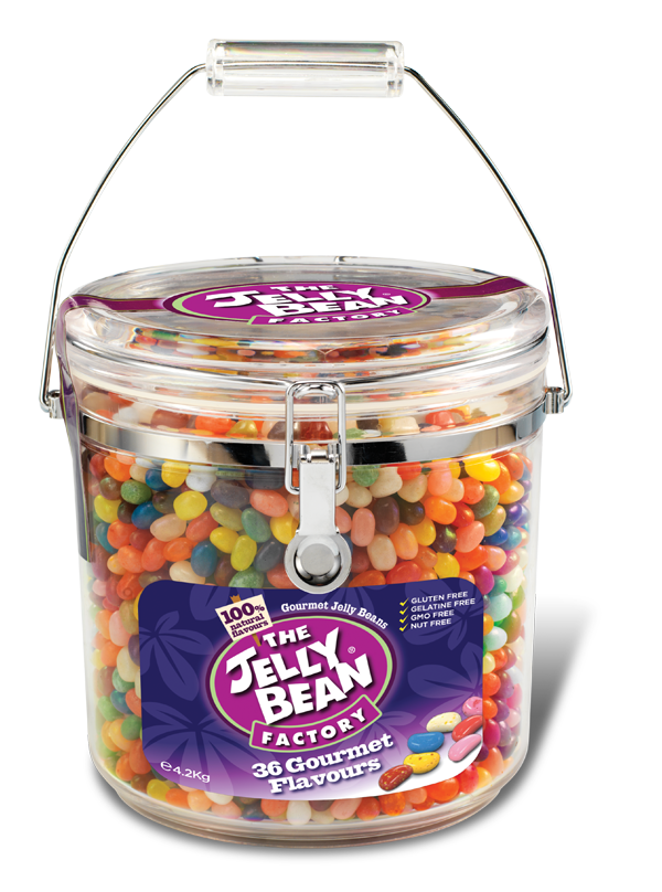 THE JELLY BEAN FACTORY (BUCKET)