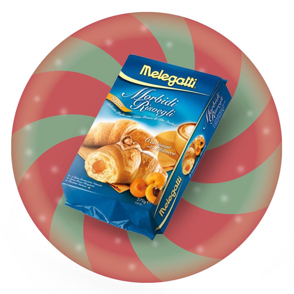 Morbidi Risvegli Apricot Croissant