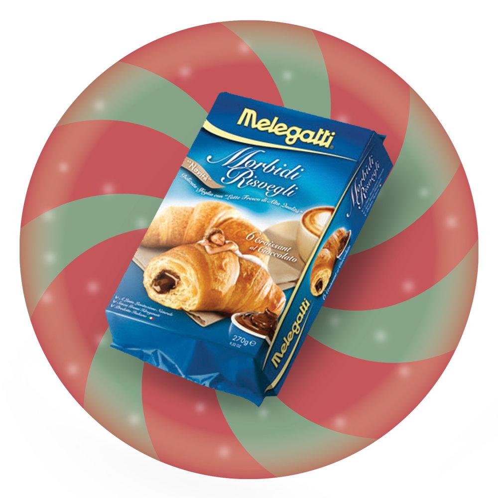Morbidi Risvegli Chocolate Croissant