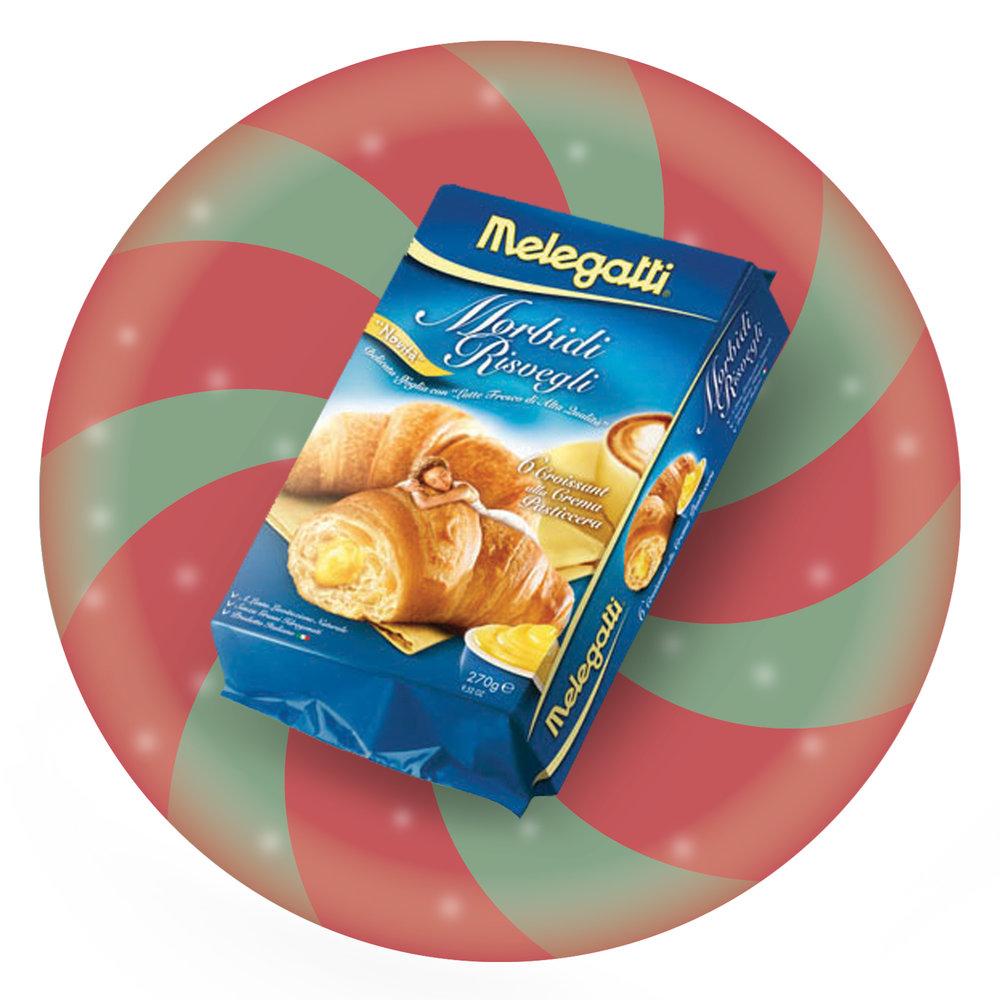 Morbidi Risvegli Cream Croissant