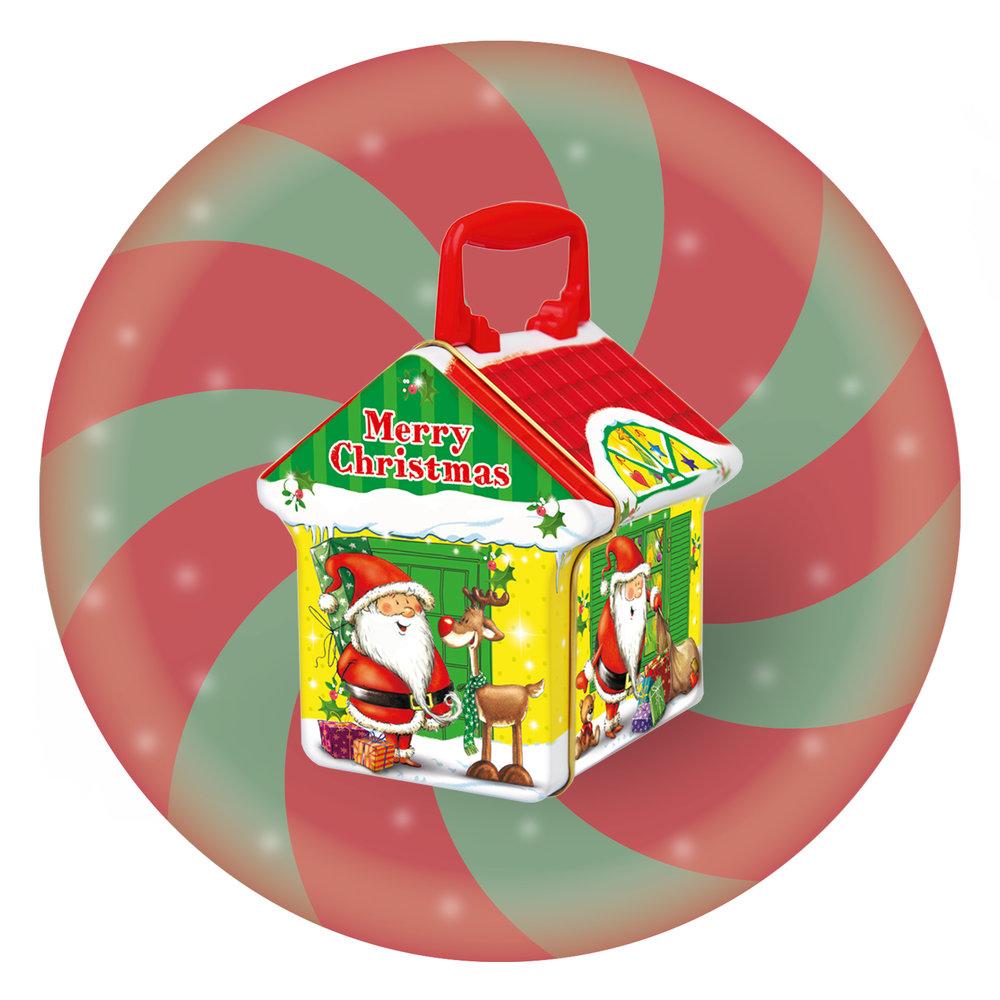 Windel Christmas House