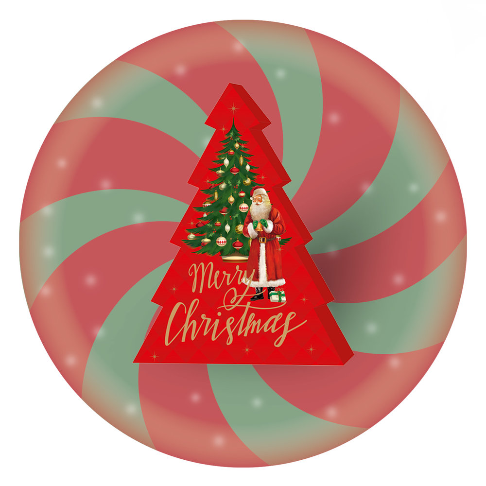 Windel Christmas Tree with milk chocolate