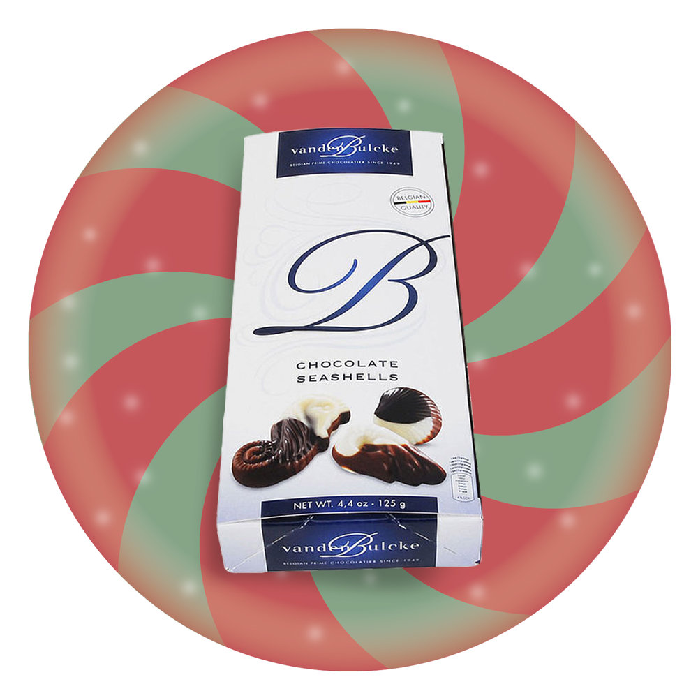 Vandenbulcke Chocolate Seashells
