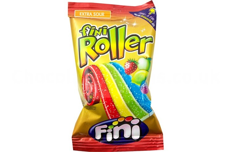 Fini Roller Candy - Rainbow