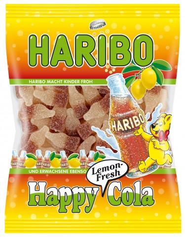 HARIBO Happy Cola - Lemon-Fresh