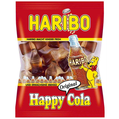 HARIBO Happy Cola - Original