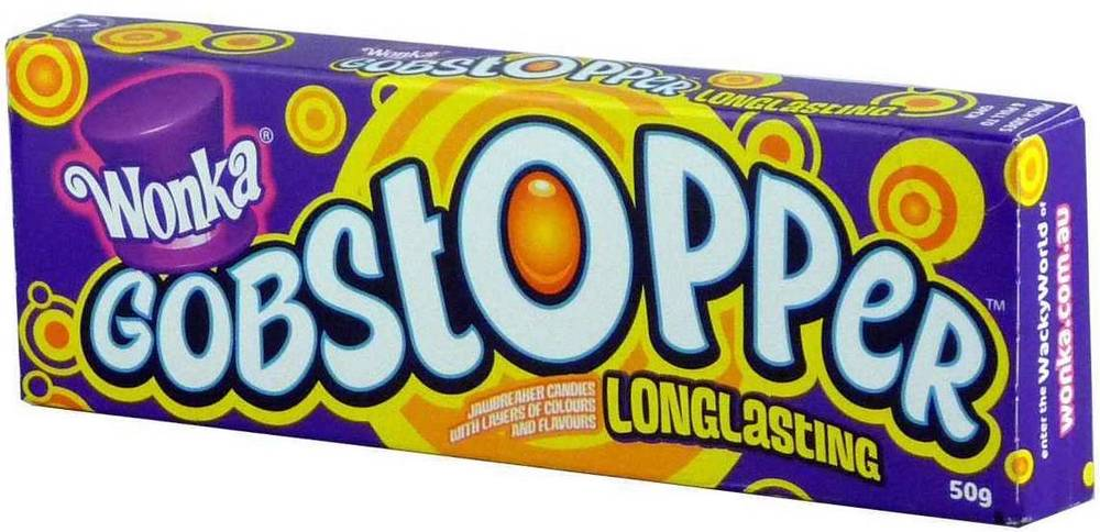 Wonka Long Lasting Gobstopper