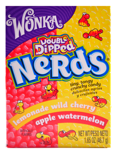 Wonka Double Dipped Nerds