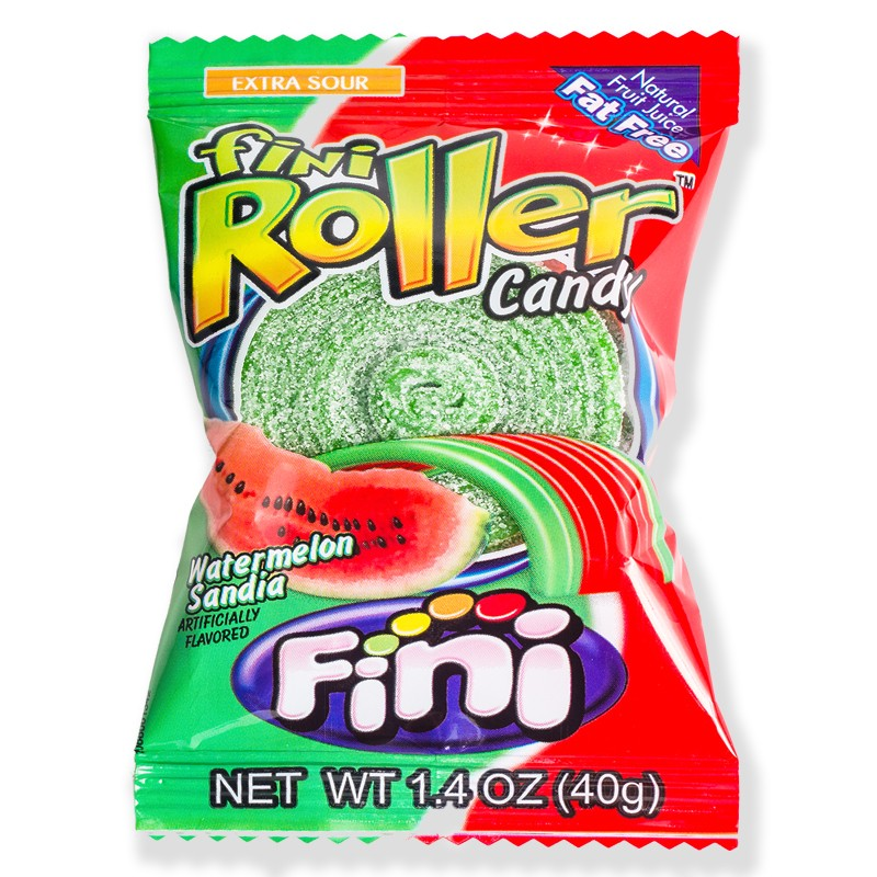 Fini Roller Candy - Watermelon