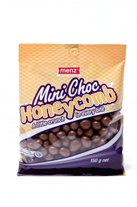 Menz Mini Choc Honeycomb