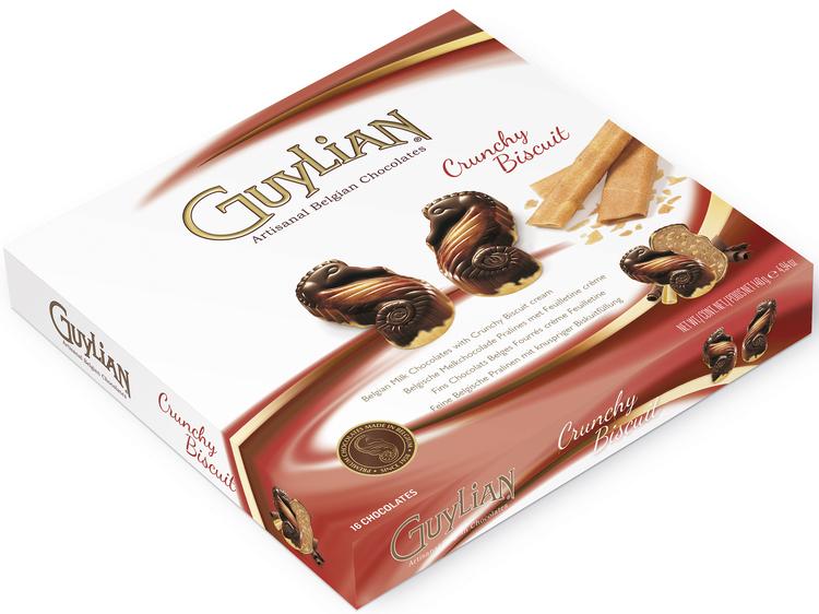 GuyLian Crunchy Biscuit