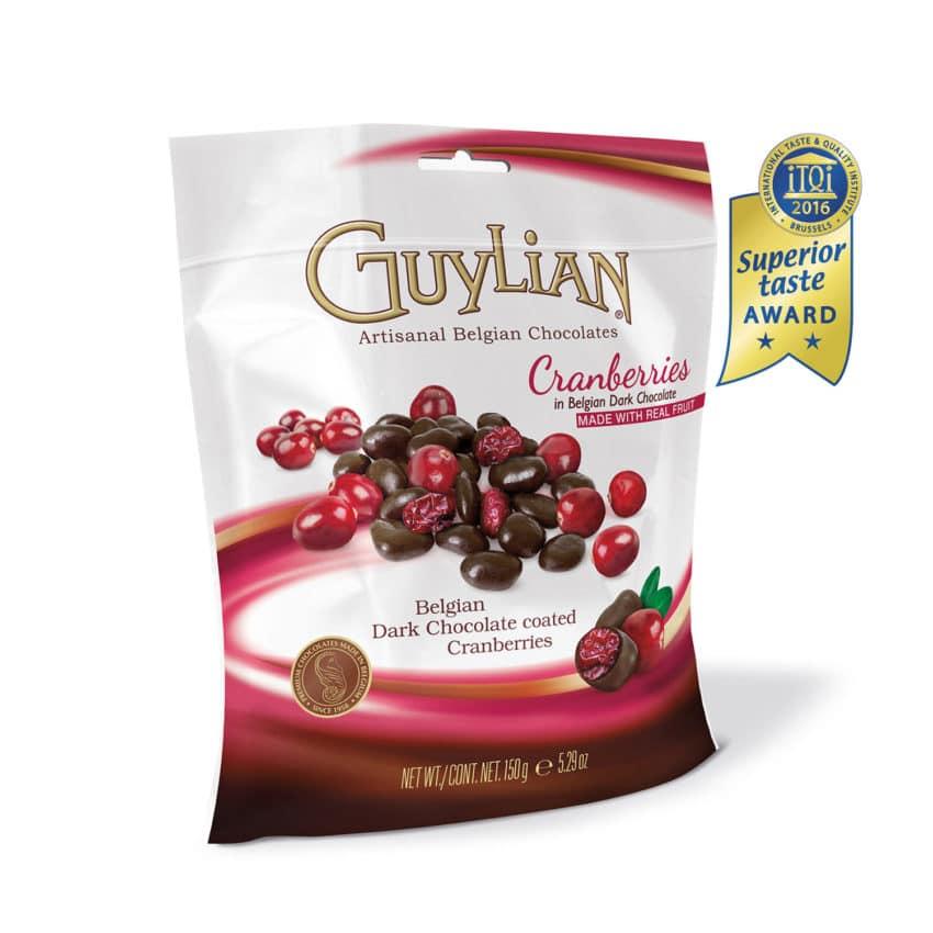 GuyLian Chocolate Coated Fruits
