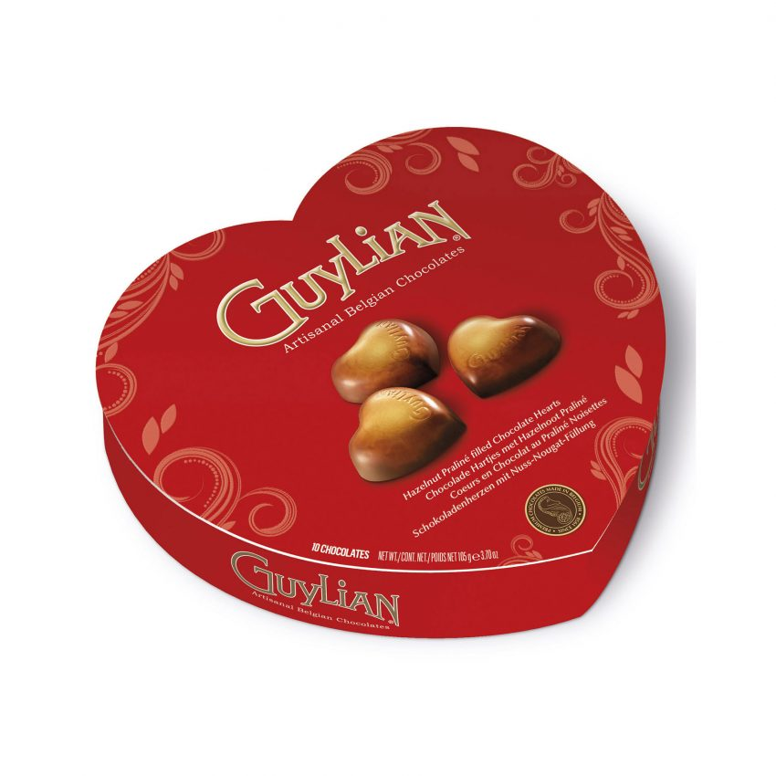 GuyLian Heart Shaped Pralinés