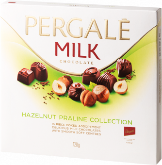 PERGALÉ Milk Chocolate Box